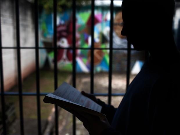 Adolescentes são obrigados a frequentar aulas nas unidades (Foto: Victor Moriyama/G1)