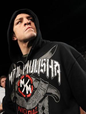 Lutador do UFC Nick Diaz (Foto: Divulgação/UFC)