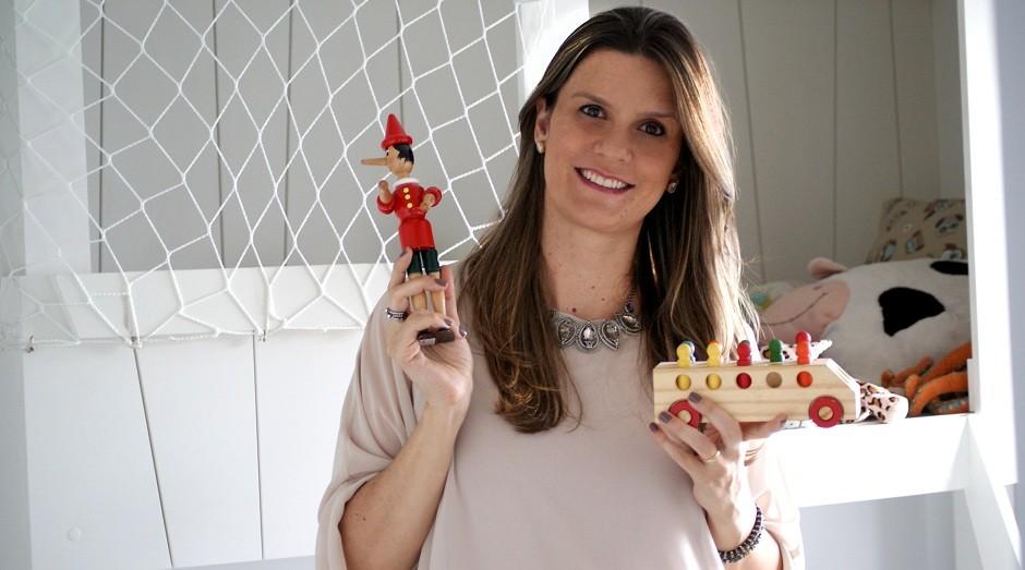 Mariana Machado, fundadora da Dona Mãe (Foto: Divulgação)