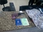 Jovem e adolescente são detidos com arma falsa e moto roubada em RR