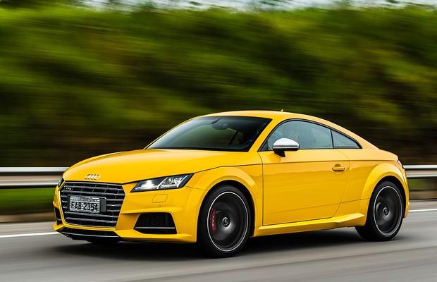 Audi TTS (Foto: Divulgação)