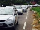 PRF registra 30 acidentes em sete horas nas rodovias federais da PB