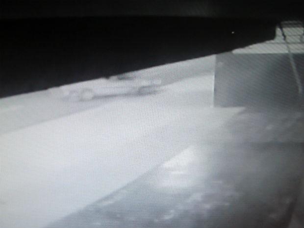 Imagens do atropelamento em Sorocaba são divulgadas (Foto: Reprodução/TV TEM)