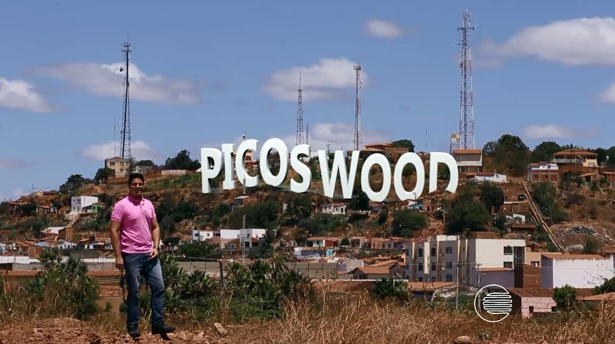 Picos (Foto: Reprodução/Rede Clube)