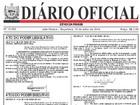 Entra em vigor lei que isenta motoboys de pagar de IPVA (Reprodução / Diário Oficial da Paraíba)