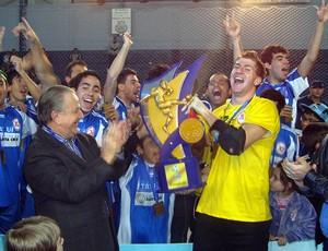 Copa TV TEM Itapetininga - masculino Tatuí campeão (Foto: Eduardo Ribeiro Jr./Globoesporte.com)