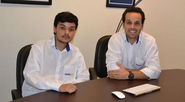 Tarcisio Lima e Lucas Carneiro, da BeApps (Foto: Divulgação)