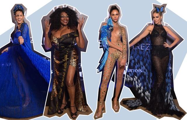 Baile da Vogue 2018  as inspirações divinas e maravilhosas das ... d13a9b76734