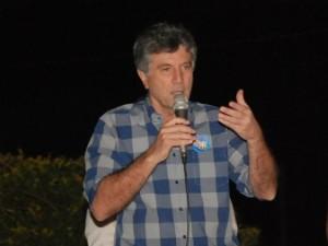Murilo Zauith é reeleito prefeito de Dourados, MS (Foto: Divulgação/Assessoria de Imprensa)