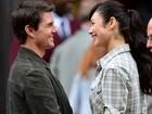 Ex-Bond girl seria pivô da separação de Cruise e Katie Holmes, diz site