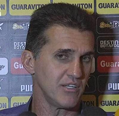 Vagner Mancini Botafogo (Foto: Reprodução)