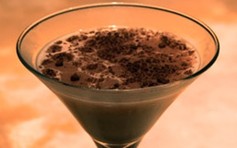 Drinque Chocotini