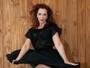 Alexandra Richter posa como pin up 'madura'