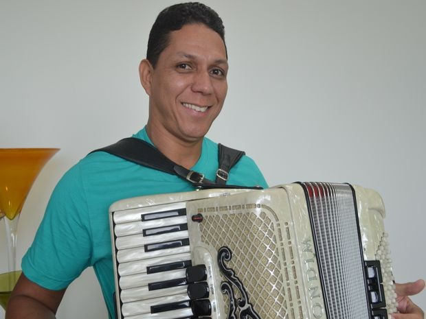 Targino Gondim participa do fórum em Aracaju (Foto: Marina Fontenele/G1 SE)