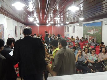 Audiências públicas do IFPE estão sendo realizadas nos municípios. (Foto: Vitor Tavares / G1)