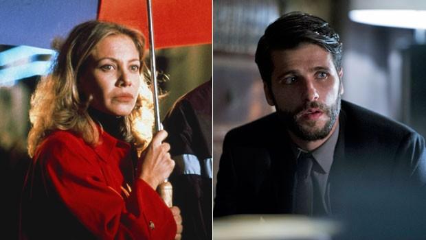 A argentina Cecilia Roth e o brasileiro Bruno Gagliasso devem estar no elenco da versão em espanhol de Supermax (Foto: Divulgação e Globo)