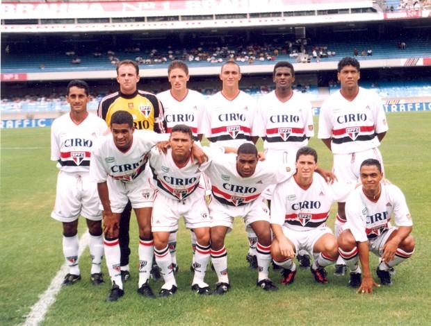 Elenco São Paulo 1998