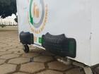 Caminhões de coleta de lixo ganham adaptação no DF para reduzir barulho
