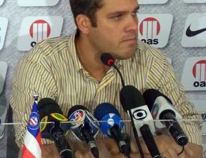 Marcelo Guimarães Filho; presidente do bahia (Foto: Thiago Pereira)
