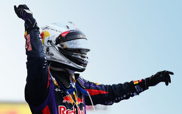 sebastian vettel RBR gp do Bahrein (Foto: Agência Getty Images)