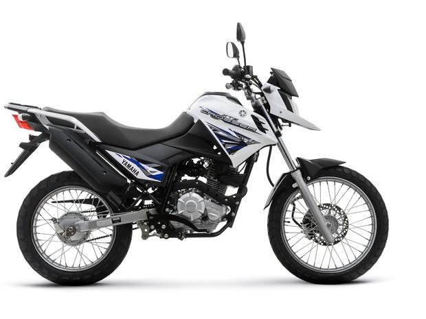 Yamaha Crosser 150 ED 2017 (Foto: Divulgação)