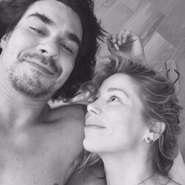 André Gonçalves e Danielle Winits (Foto: Reprodução/ Instagram)