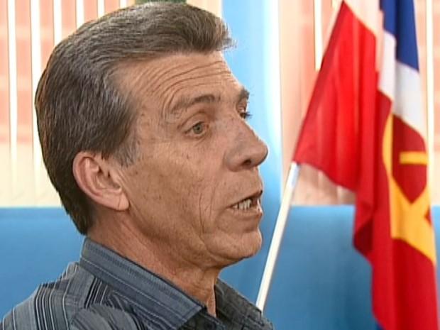 O vereador Gilson Alberto Strozzi de Porto Ferreira (Foto: Reprodução/ EPTV)