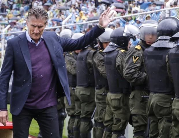 Edgardo Bauza foi demitido da seleção argentina (Foto: getty images)