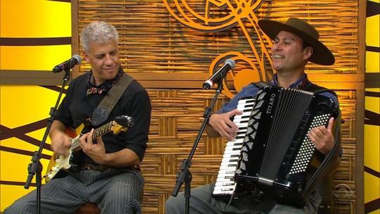 Marcio Correia & Grupo Gauchismo tocam 'Trancão de Livramento'; assista