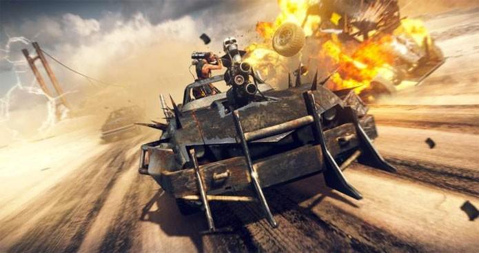Mad Max em pré-venda mais em conta (Foto: Divulgação/Warner)