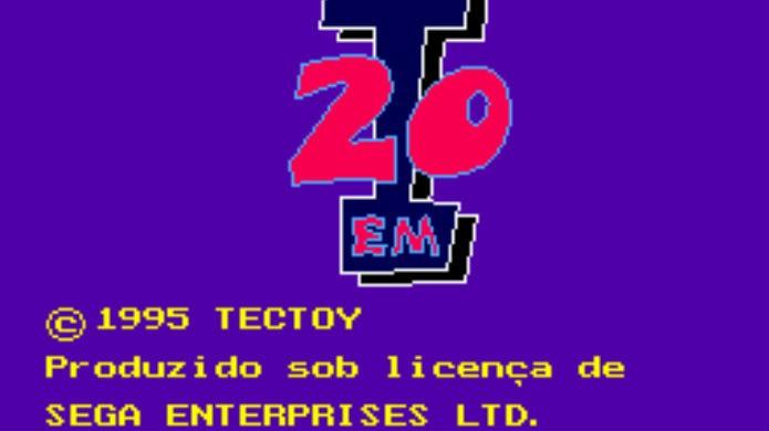 Piores jogos de Master System: 20 em 1 (Foto: Reprodução/YouTube)