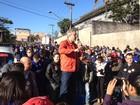 Em Diadema, Padilha promete 700 mil moradias e critica 'racionamento sujo'