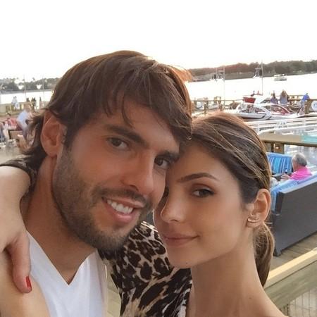 Kaká e Carol Celico - casal anuncia separação  (Foto: Reprodução Instagram)