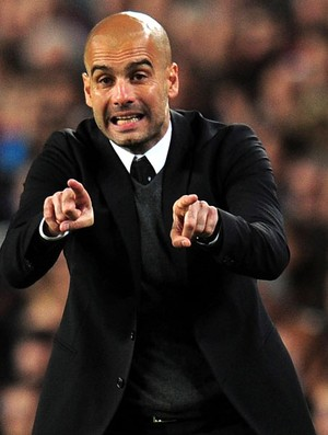 Guardiola técnico (Foto: Getty Images)
