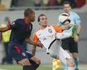 Em jogo com 13 brasileiros, Shakhtar vence Braga e se isola no Grupo H