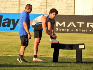 Alexandre Pato Corinthians (Foto: Diego Ribeiro)