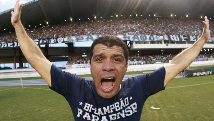 Remo, Campeão Paraense (Foto: Tarso Sarraf/O Liberal)