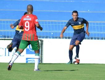 São José dos Campos FC x Portuguesa Santista (Foto: Filipe Rodrigues)