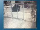 Câmeras de segurança registram assalto em Manaíra, na Paraíba