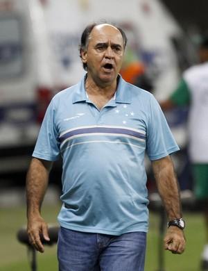 Marcelo Oliveira, treinador do Cruzeiro  (Foto: Washignton Alves / Light Press)