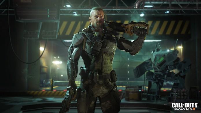 CoD Black Ops 3 não terá modo campanha no PS3 e Xbox 360 (Foto: Divulgação)