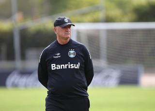 Felipão gremio treino (Foto: Lucas Uebel/Grêmio)