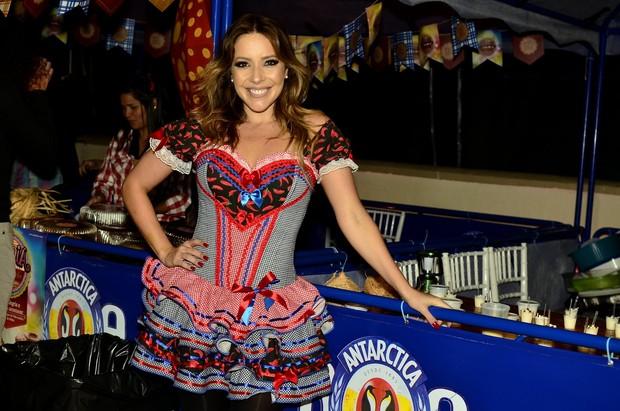 Renata Dominguez (Foto: Roberto Teixeira/EGO)