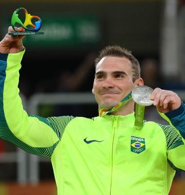 Arthur Zanetti ginástica olimpíadas (Foto: Agência Reuters)