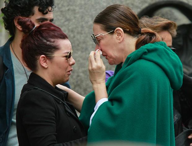 Claudia Raia e Fernanda Souza (Foto: Amauri Nehn/Brazil News)