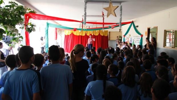 Televisando reconhece e valoriza os trabalhos de alunos e professores (Foto: Divulgação/RPCTV)