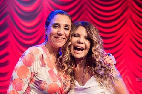 Marisa Orth e Elba Ramalho (Foto: Divulgação)
