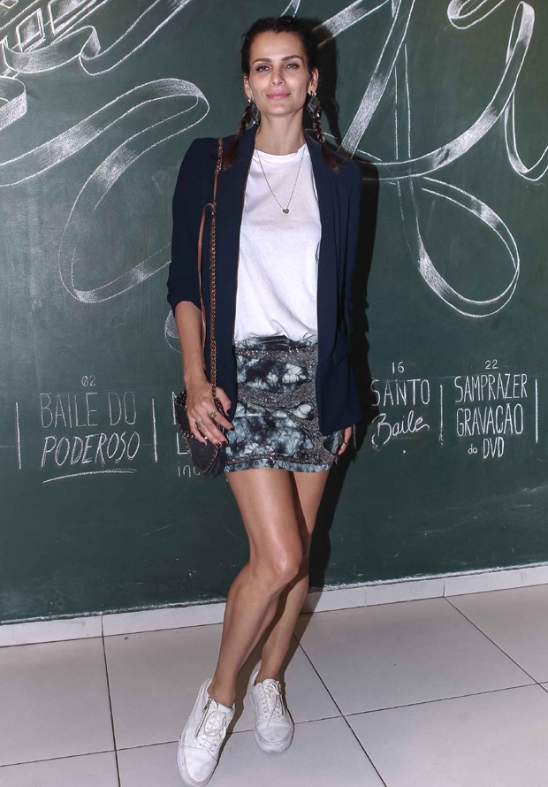 Fernanda Motta (Foto: Raphael Castello/AgNews)