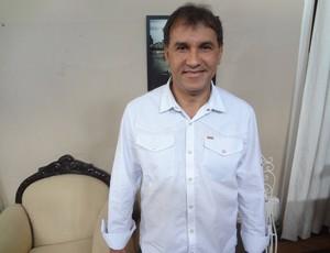 Vandick quer profissionalizar o Paysandu nos próximos dois anos (Foto: Gustavo Pêna/GLOBOESPORTE.COM)