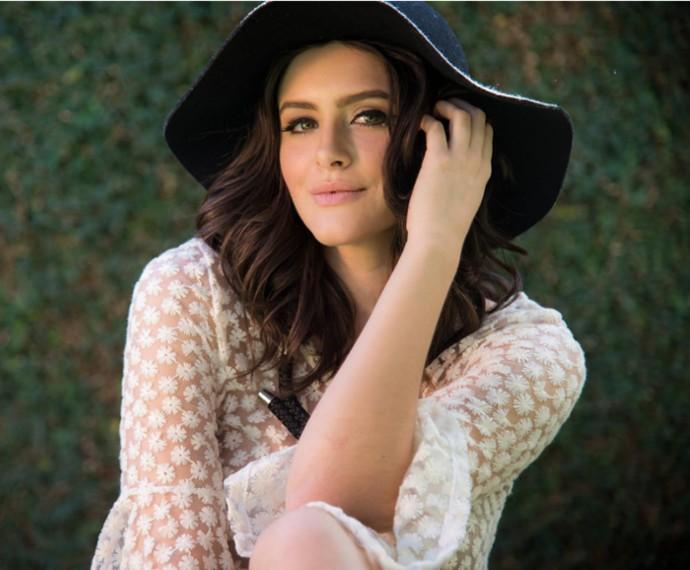 Elisa Brites interpreta Berenice em 'Além do Tempo' (Foto: Raphael Dias)